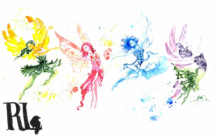 Fairies watermarked