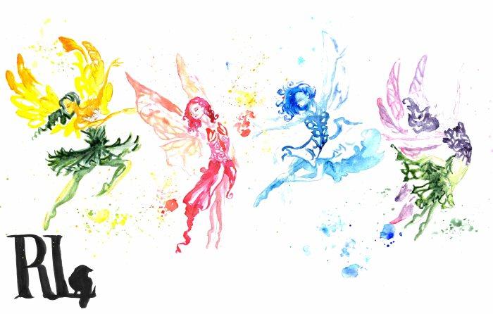 Fairies watermarked